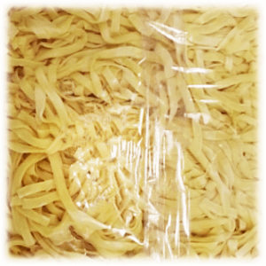 01112 Steamed Flat Noodles