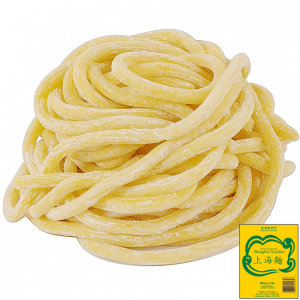 01162 Uncooked Shanghai Noodles (Yellow)