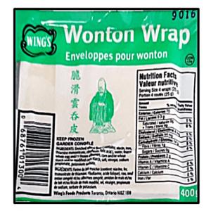 01311 Wonton Wraps