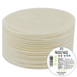 01325 Wonton Wraps – Round