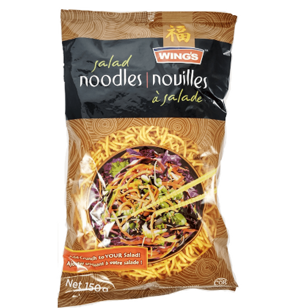 pack of thin and crispy noodles